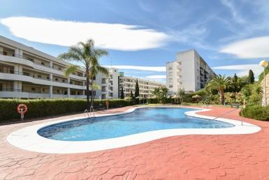 Cozy apartment in Guadalmina Alta