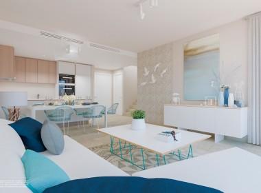 New development in Estepona 7