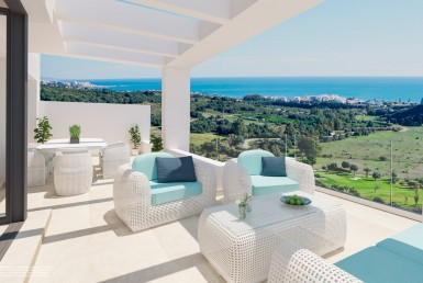 excellent new development in Estepona Golf