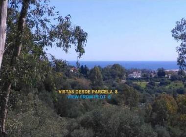 Excellent plot for sale in Puerto del almendro, Benahavís