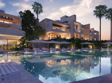 Exclusive New Development in Marbella
