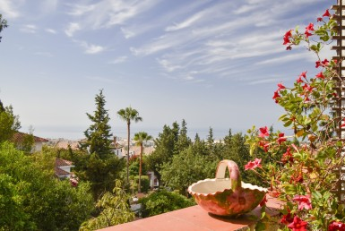 Great Villa with Superb Views