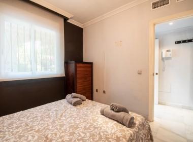 Ground floor apartment in Nagüeles