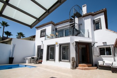 Beautiful house in San Pedro Alcántara