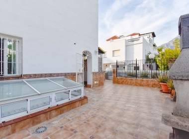 Great Townhouse in Nagüeles Marbella.