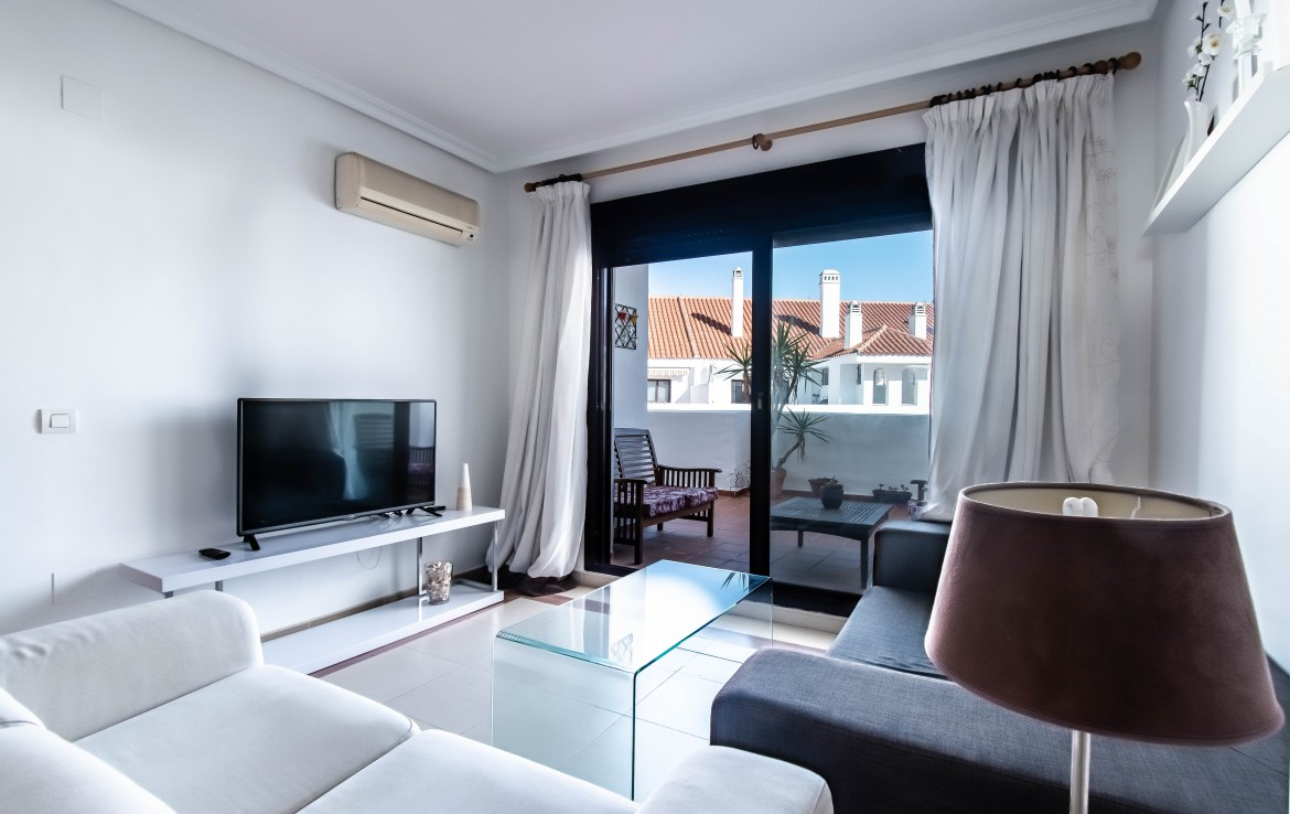 Great Apartment in Nueva Andalucía