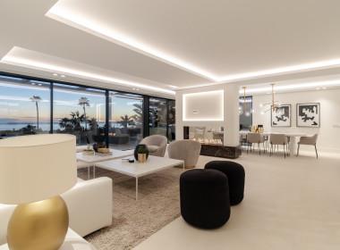 Fabulous modern villa in Elviria